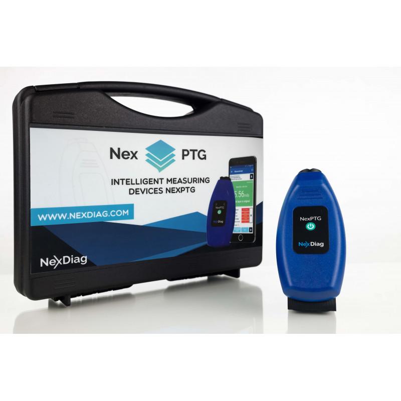 Paint thickness gauge NexPTG Professional EN